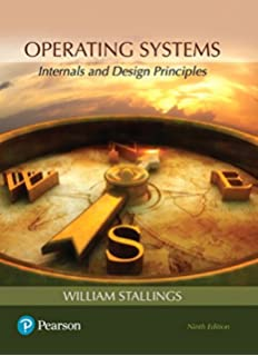 Operating Systems Internals And Design Principles 8th Edition Pdf