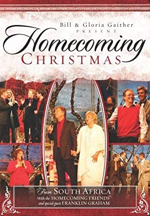 bill and gloria gaither homecoming christmas