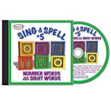 Sing & Spell the Sight Words - Volume 5 CD