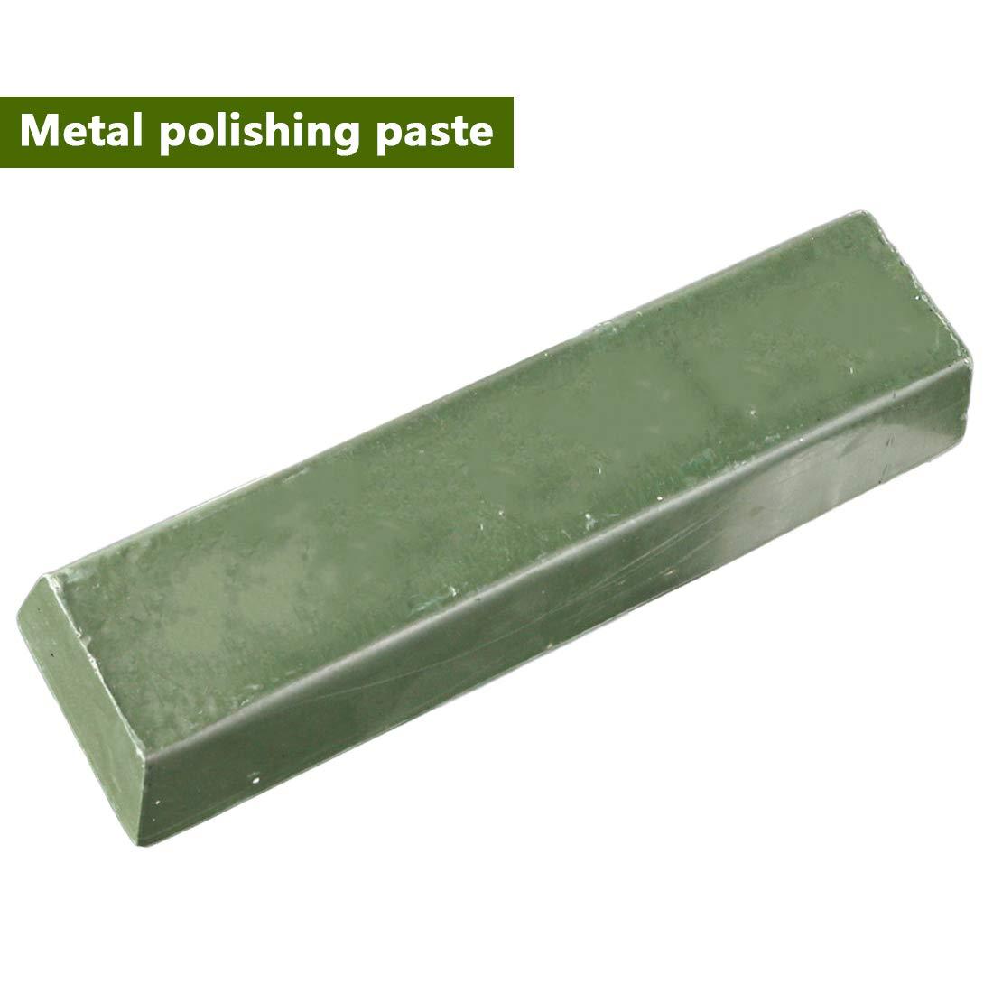 Maslin - Afilador de cera para pulir pasta de metal para ...