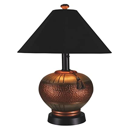 Patio Living Concepts 46917 Phoenix Outdoor Table Lamp With