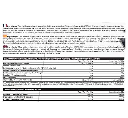 IOGENIX NUTRITION WHEY 80 PROFESSIONAL 2kg Proteina 82 ...