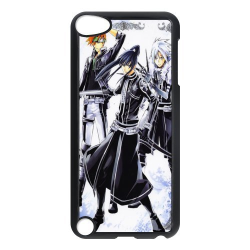 Creative Design Life 8 D.Gray-man Fashion Cover Hard Plastic Case For iPod Touch 5th