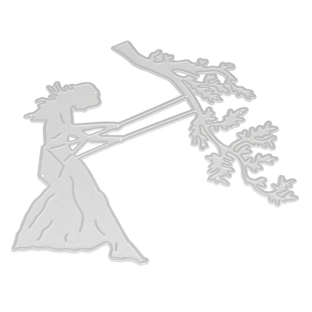 Plantillas de Metal para Troquelar,Álbum de Fotos,Decoración,Diseño de Estrellas Y Amor para Manualidades de DIPOLA &010: Amazon.es: Hogar