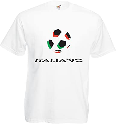 Mens World Cup Italia 90 T-Shirt