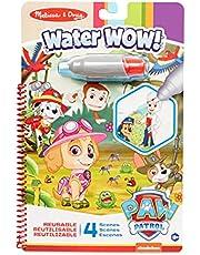 Melissa & Doug PAW Patrol woda WOW! Skye Water Reveal Travel Activity Pad