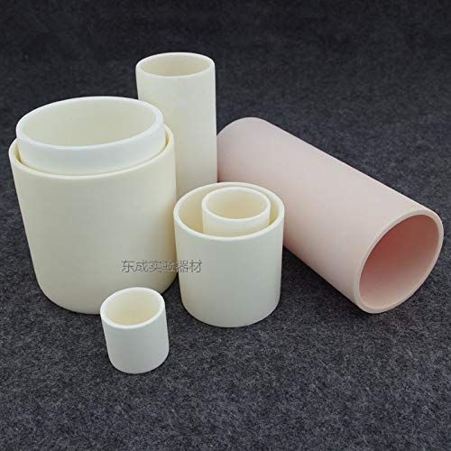 Laliva 99% alumina crucible Corundum crucible High temperature resistance 1600 degrees with a variety of specifications with the size - (DN: 155126)