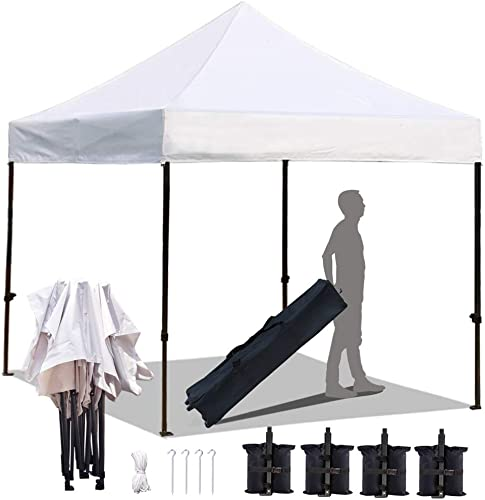 KingShade 10 x10 Ez Pop Up Canopy Tent