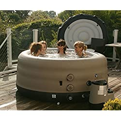Grand Rapids Plug & Play Inflatable Hot Tub