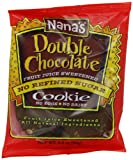 Nana's Double Chocolate Cookies, 3.5-Ounce Packages (Pack of 12)