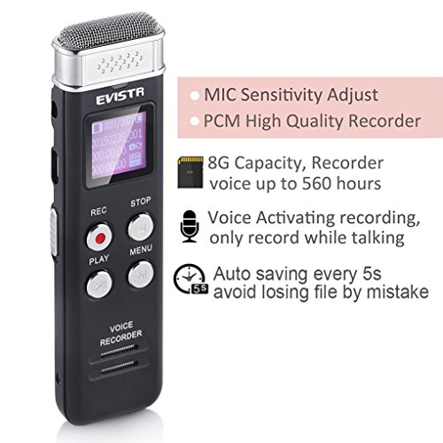The 8 best voice recorder under 1000