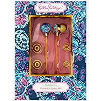 Lilly Pulitzer Earbuds - Gypsea Girl
