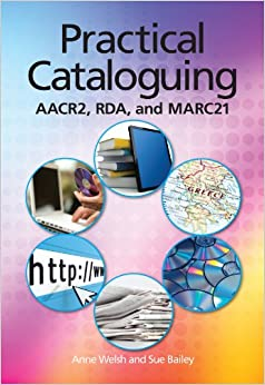 FB2 Practical Cataloging: AACR2, RDA And MARC21. field Icono against express autos 51Ru5cejhmL._SY344_BO1,204,203,200_