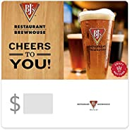 BJ's Restaurant & Brewhouse Gift Cards - E-mail