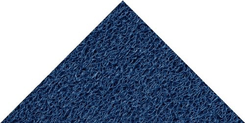 Notrax 266 Wayfarer Custom Vinyl-Looped Entrance Mat, for Outdoor Entrances and Pool Areas, 3' Width x 5' Length x 1/2