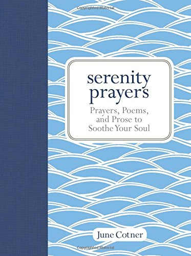 Serenity Prayers Poems Prose Soothe product image