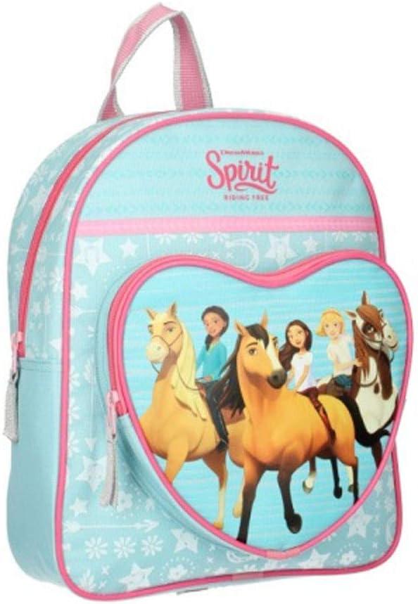 Kids Spirit Riding Free BagDreamWorks BackpackSpirit Rucksack
