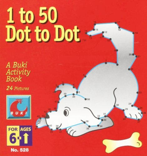 Poof Slinky Dot to Dot 1 a 50