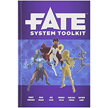 Amazon com: Fate Core System: Evil Hat Productions: Toys & Games
