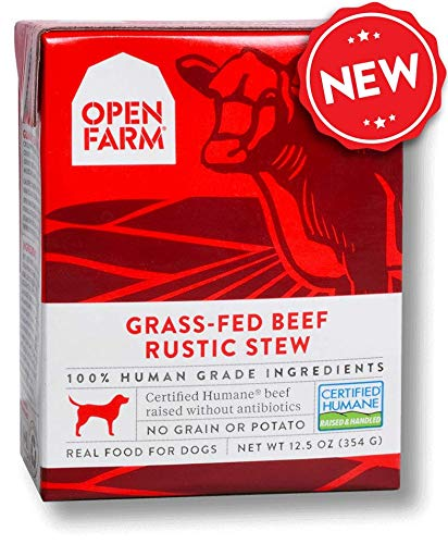 Amazon.com: Open Farm - Tetera de carne de vacuno rústica ...