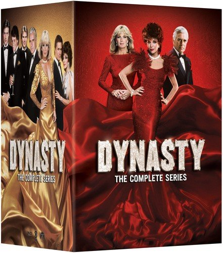 Dynasty: The Complete Series - Series Knots Landing