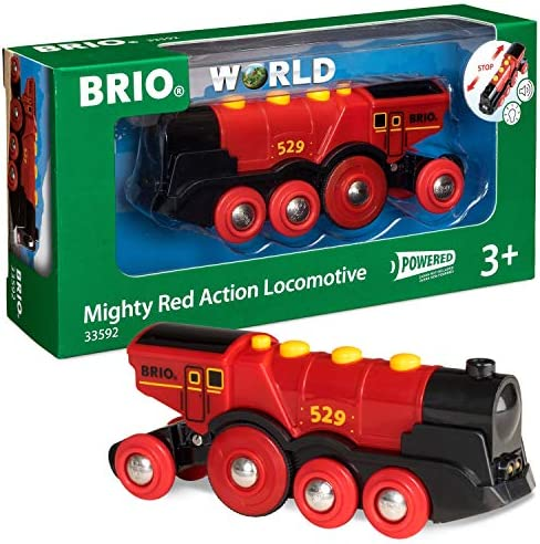 Brio 33592 Lola Batterielok Spielzeug