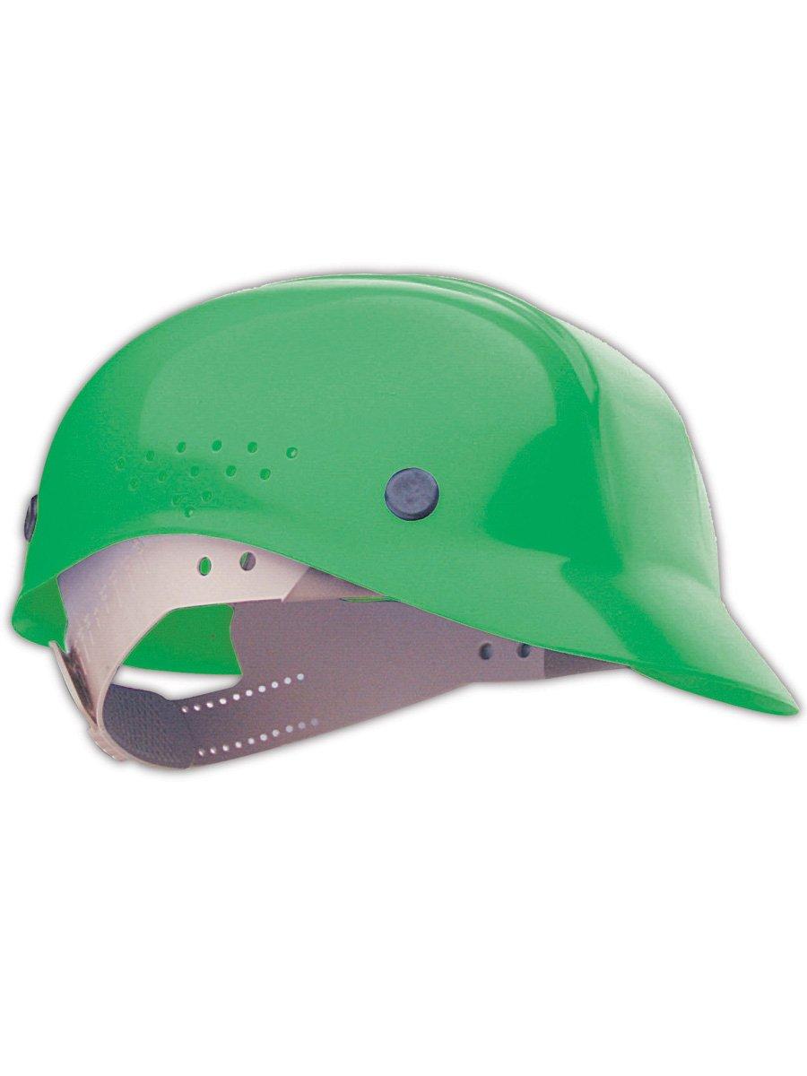 Fibre-Metal Hard Hat BC86G Bump Cap, Green (20 per Container) by Fibre-Metal Hard Hat (Image #1)