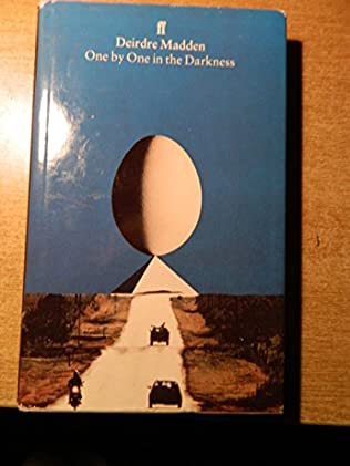 book cover of One by One in the Darkness