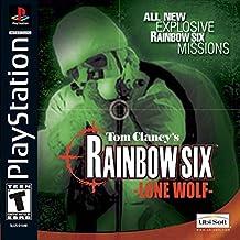 Ps1 Rainbow Six Lone Wolf Original Completo Americano