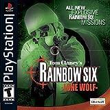 Rainbow Six Lone Wolf PS