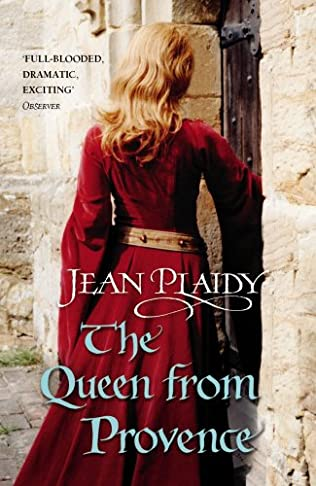 book cover of The Queen from Provence