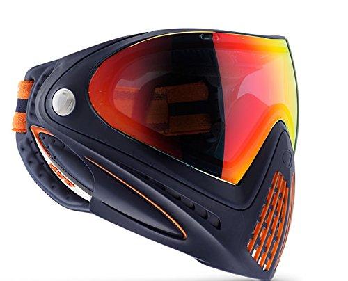 Dye Precision I4 Thermal Paintball Goggle - Orange Crush