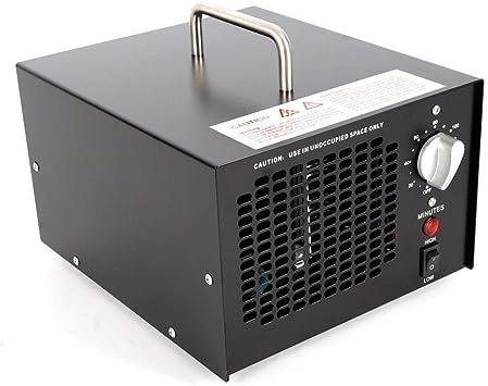 oubay Lew profesional Ozono generador Ozono isator purificador de ...