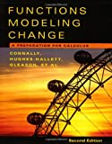 Functions Modeling Change:A Preparation forCalculus 2E