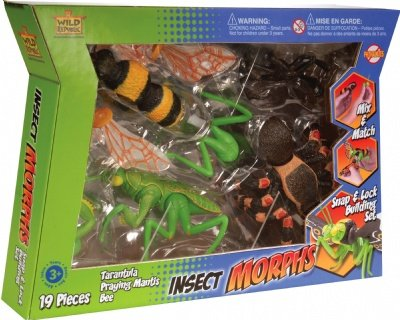 Wild Republic Morphs Box Set Insect