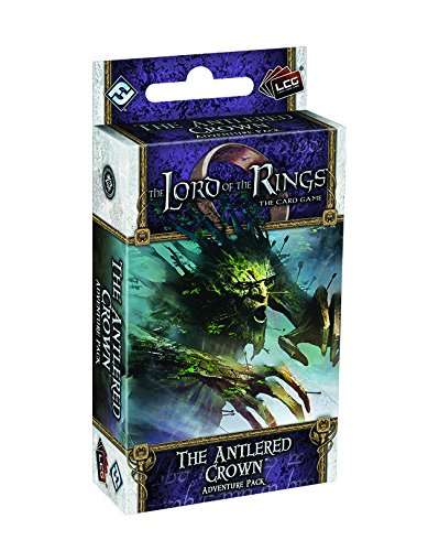 Lord Of The Rings Crown (Lord of The Rings LCG: The Antlered Crown Adventure Pack)