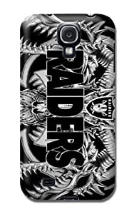 DIY Durable Protection Oakland Raiders Hard Case Cover Fit For samsung galaxy s4 i9500 i9505 i9502