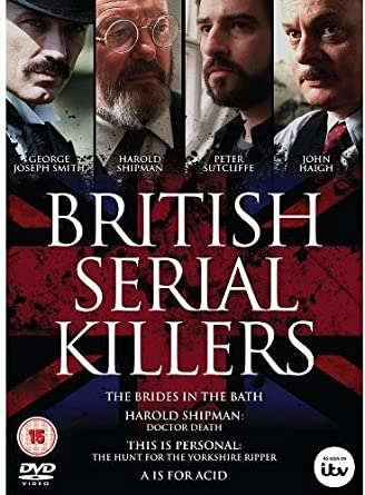 Amazon Com Britain S Serial Killer Box Set A Is For Acid Shi Movies Tv