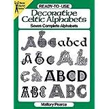 Ready-to-Use Decorative Celtic Alphabets