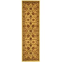 Safavieh Lyndhurst Collection LNH216A Traditional Oriental Ivory Runner (23 x 20)