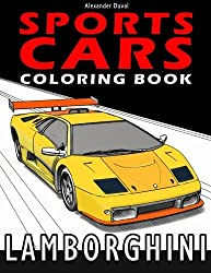 Image of the product Sports Cars Coloring that is listed on the catalogue brand of .