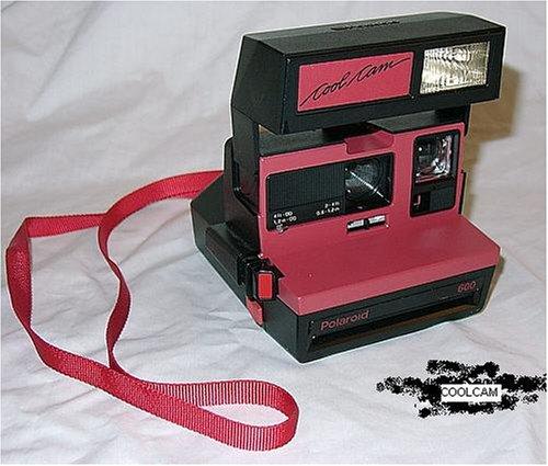 Polaroid Cool Cam Instant 600 Film Camera