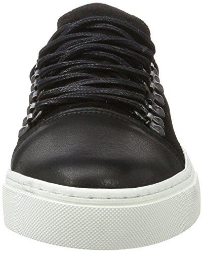 Shoe The Bear Herren Village Low-Top Schwarz (110 BLACK)