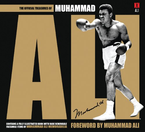 The Official Treasures of Muhammad Ali, Newsham, Gavin