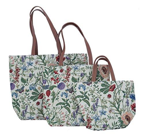 Una borsa borsetta borsa a tracolla borsa borsa da spiaggia borsa da donna, taglia S