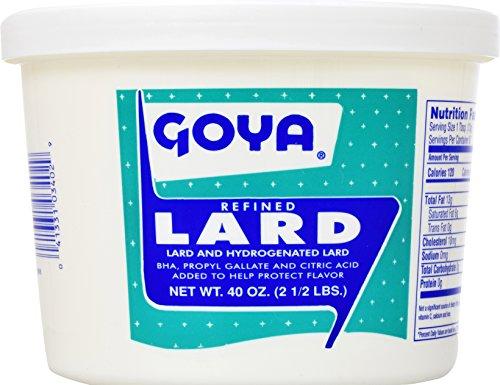 Goya Manteca Lard, 2.5 Pound by Goya (Image #3)