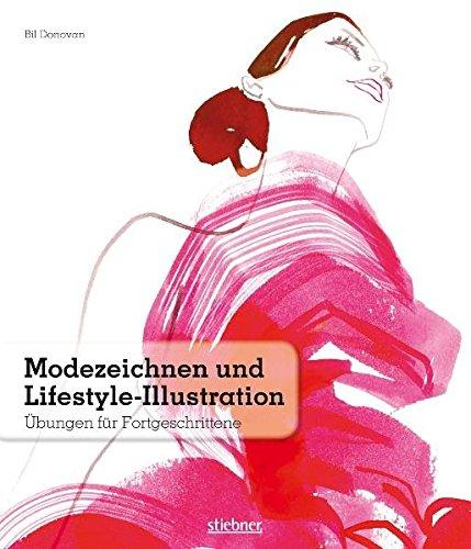 Modezeichnen Und Lifestyle Illustration  Übungen Für Fortgeschrittene
