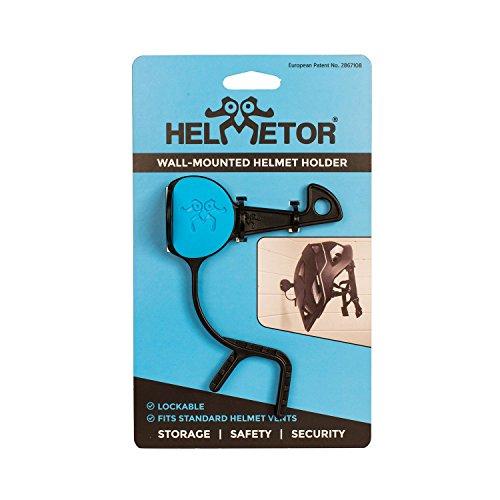 Helmetor Helmet Holder (Blue)