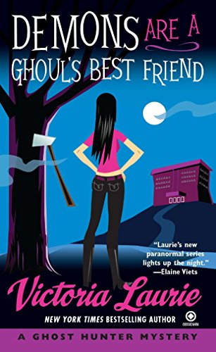 Demons Are a Ghoul's Best Friend (Ghost Hunter Mysteries, Book 2) (Best Of Ghost Hunters)
