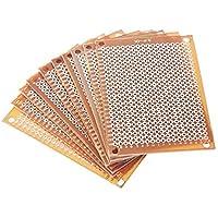 10Pcs 5x7 cm DIY Prototype Paper PCB Universal